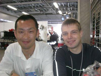 Yamada Kenji and Igor Sushko